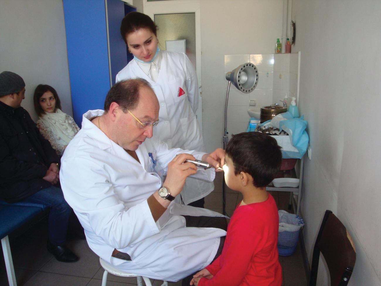 Պրոֆեսորական պոլիկլինիկան հասանելի է դարձնում ԵՊԲՀ պրոֆեսորների խորհրդատվությունը քաղաքացիների համար