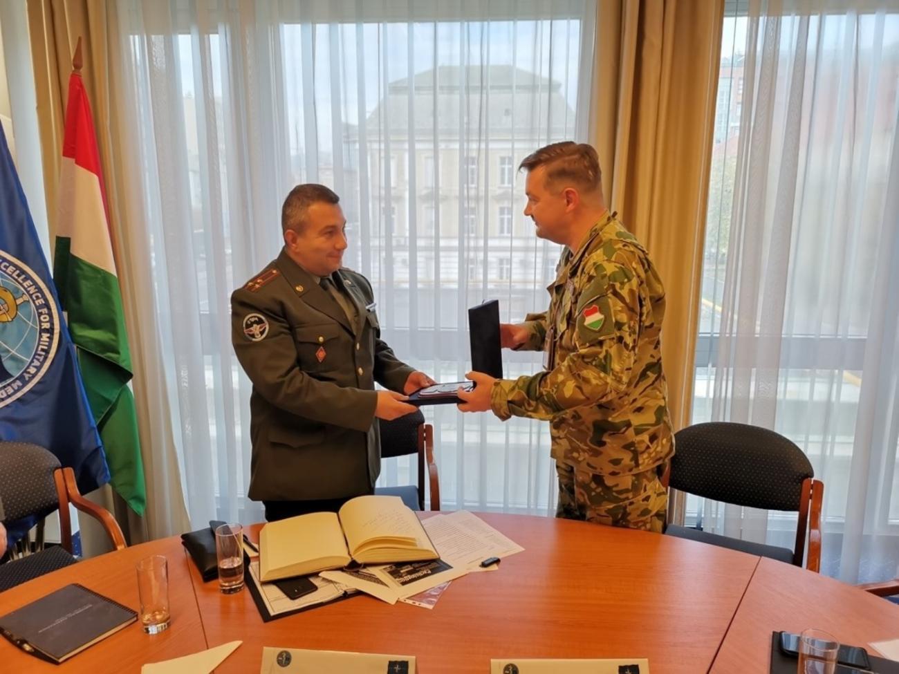 ԵՊԲՀ ռազմաբժշկական ֆակուլտետն ու ՆԱՏՕ-ի ռազմական բժշկության գերազանցության կենտրոնը կհամագործակցեն