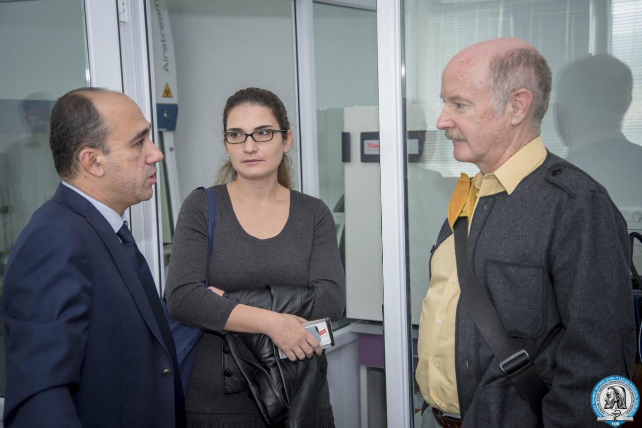 «Դուք ճիշտ ուղու վրա եք».  ԱՄՆ-ի Կոլումբիայի Նեյրոտեխնոլոգիական կենտրոնի տնօրեն