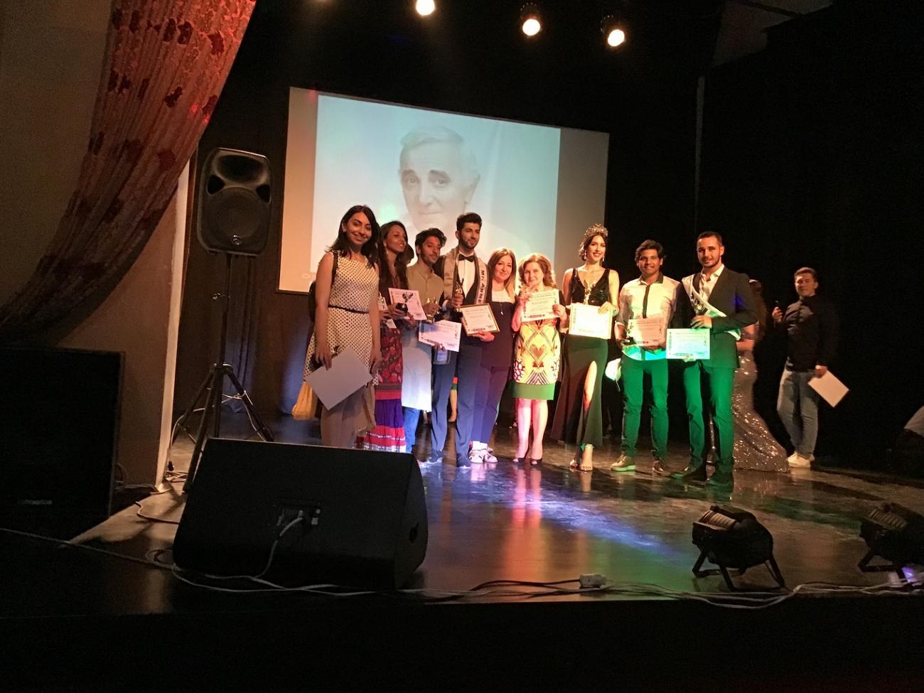 «Վերնատուն» երգչախումբը մասնակցել է «Աշխարհի գույները» խորագրով փառատոնին