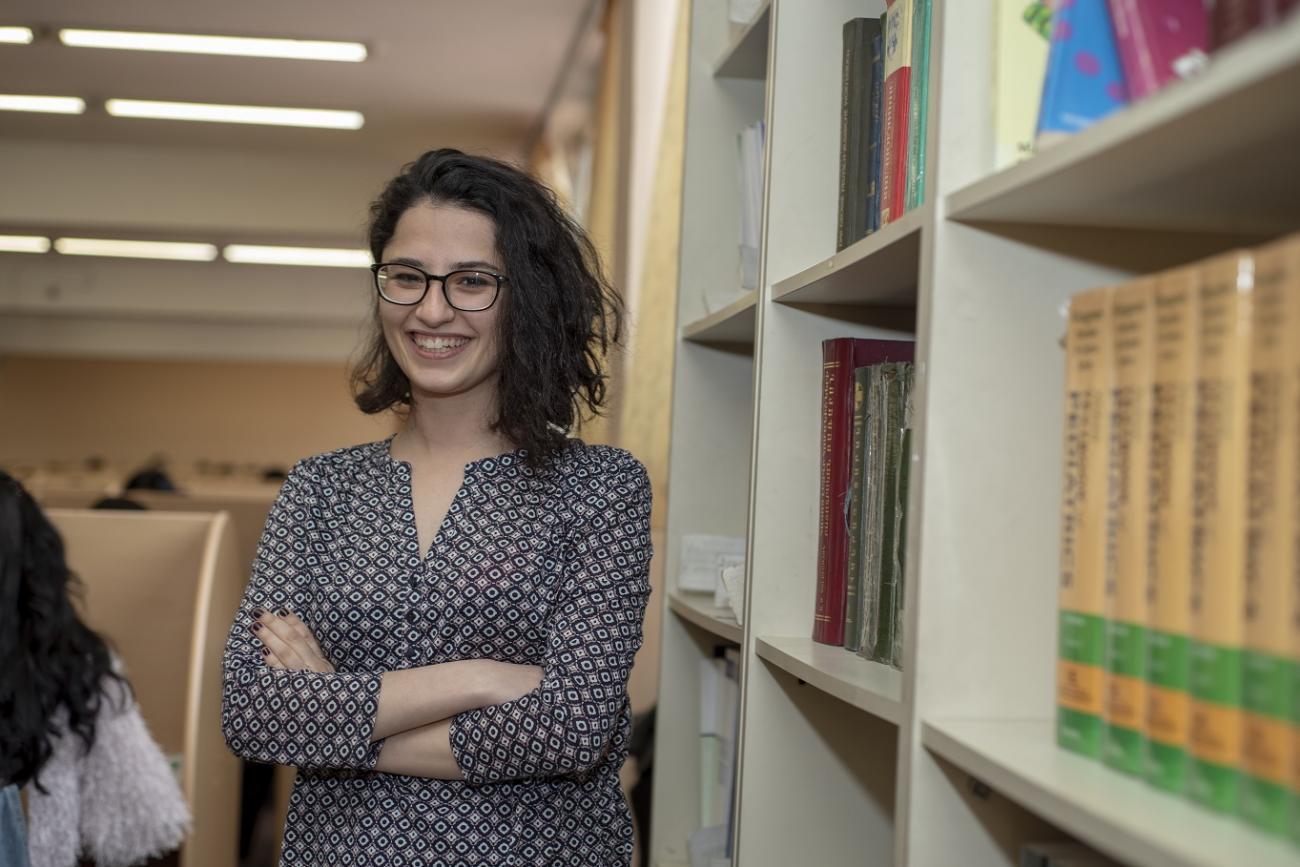 «Լավագույն ուսանող» -ը կլինիկական մասնագիտության հետ զուգահեռ  ցանկանում է զբաղվել նաև հետազոտական աշխատանքով