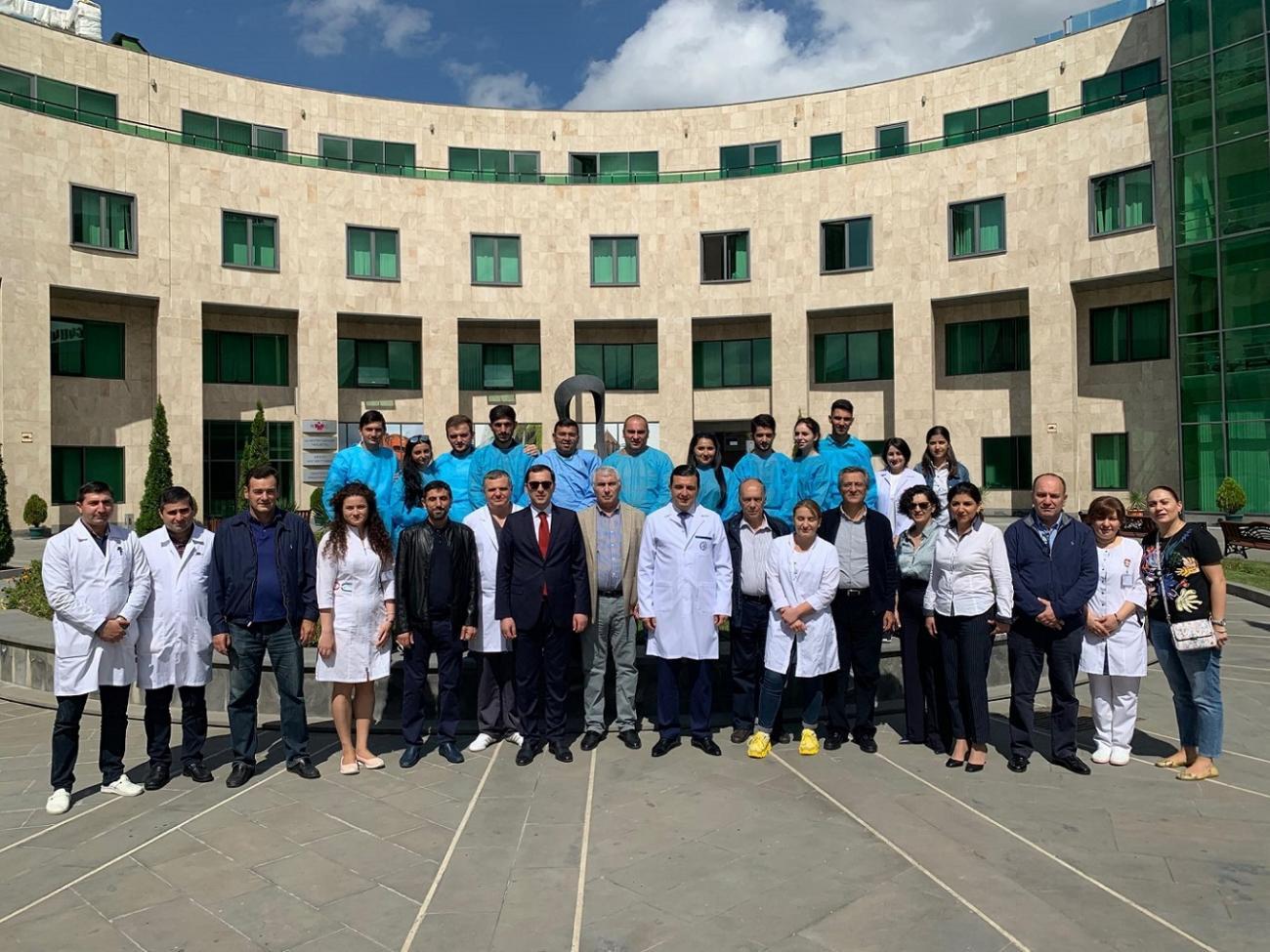 ԵՊԲՀ պատվիրակության այցն Արցախ՝ լի համագործակցությամբ և արդյունավետ ծրագրերով