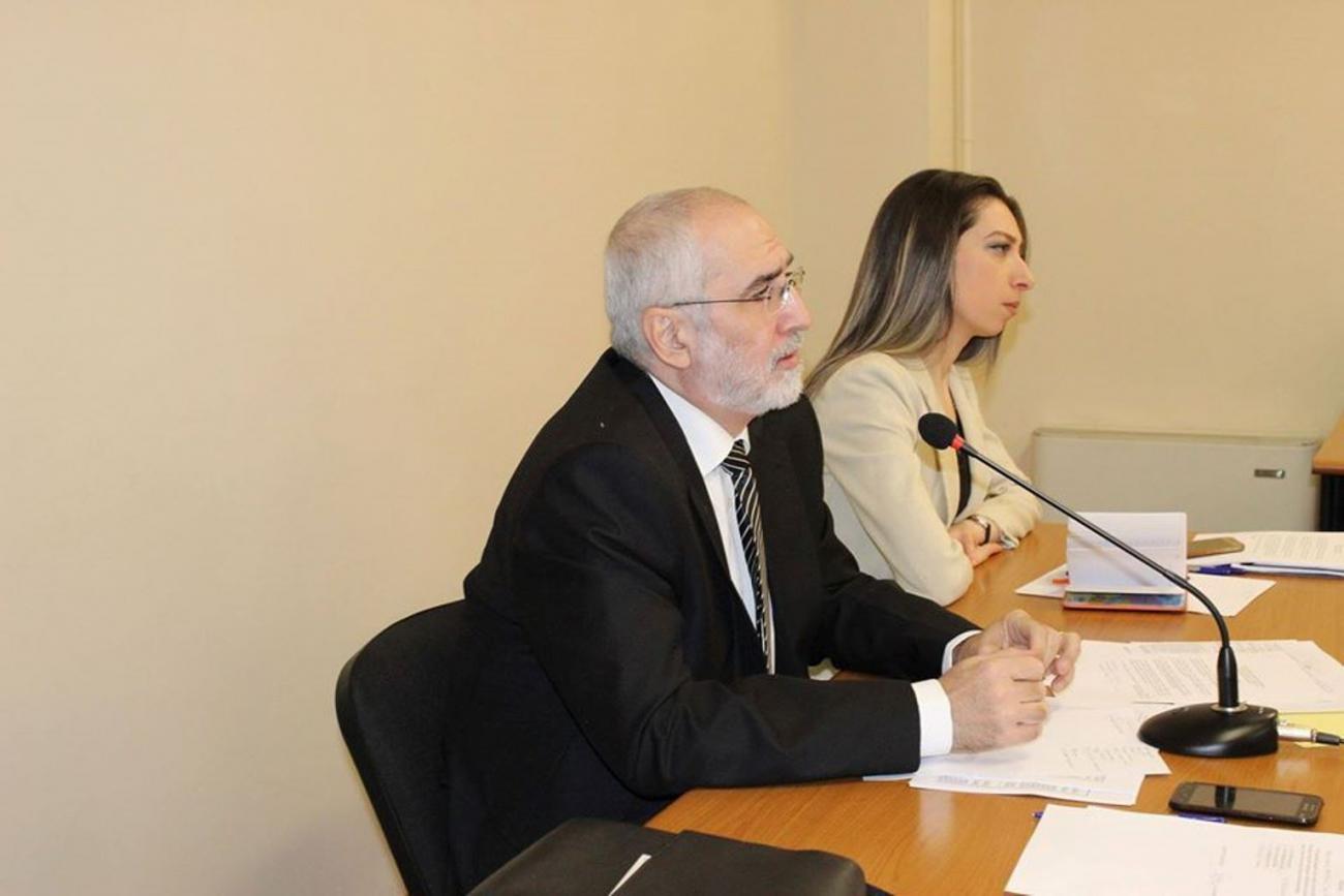 ԵՊԲՀ հոգաբարձուների խորհուրդը հաստատեց բուհի 2020 թվականի բյուջեի նախագիծը